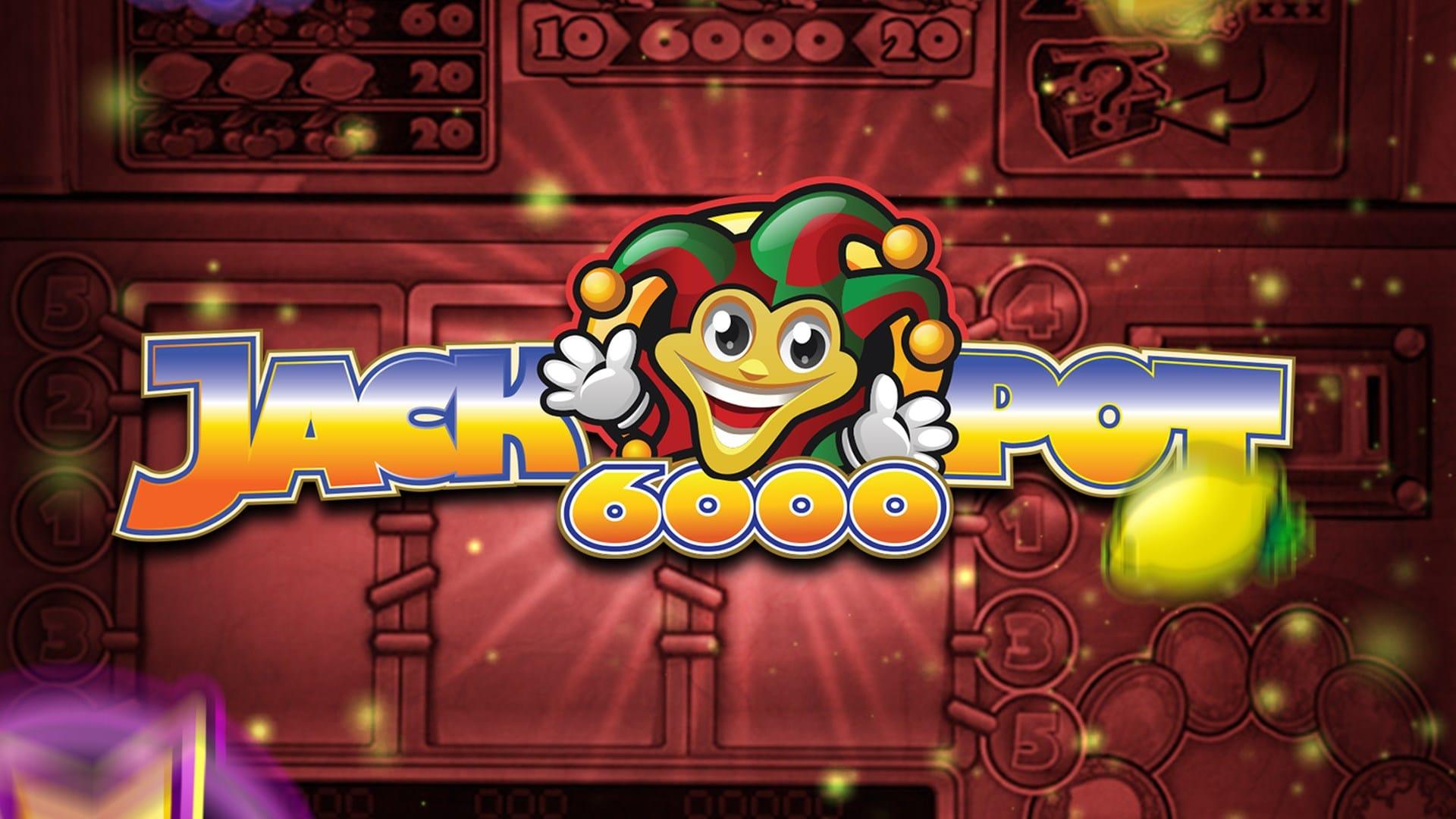 Jackpot 6000 Slot Mega Reel