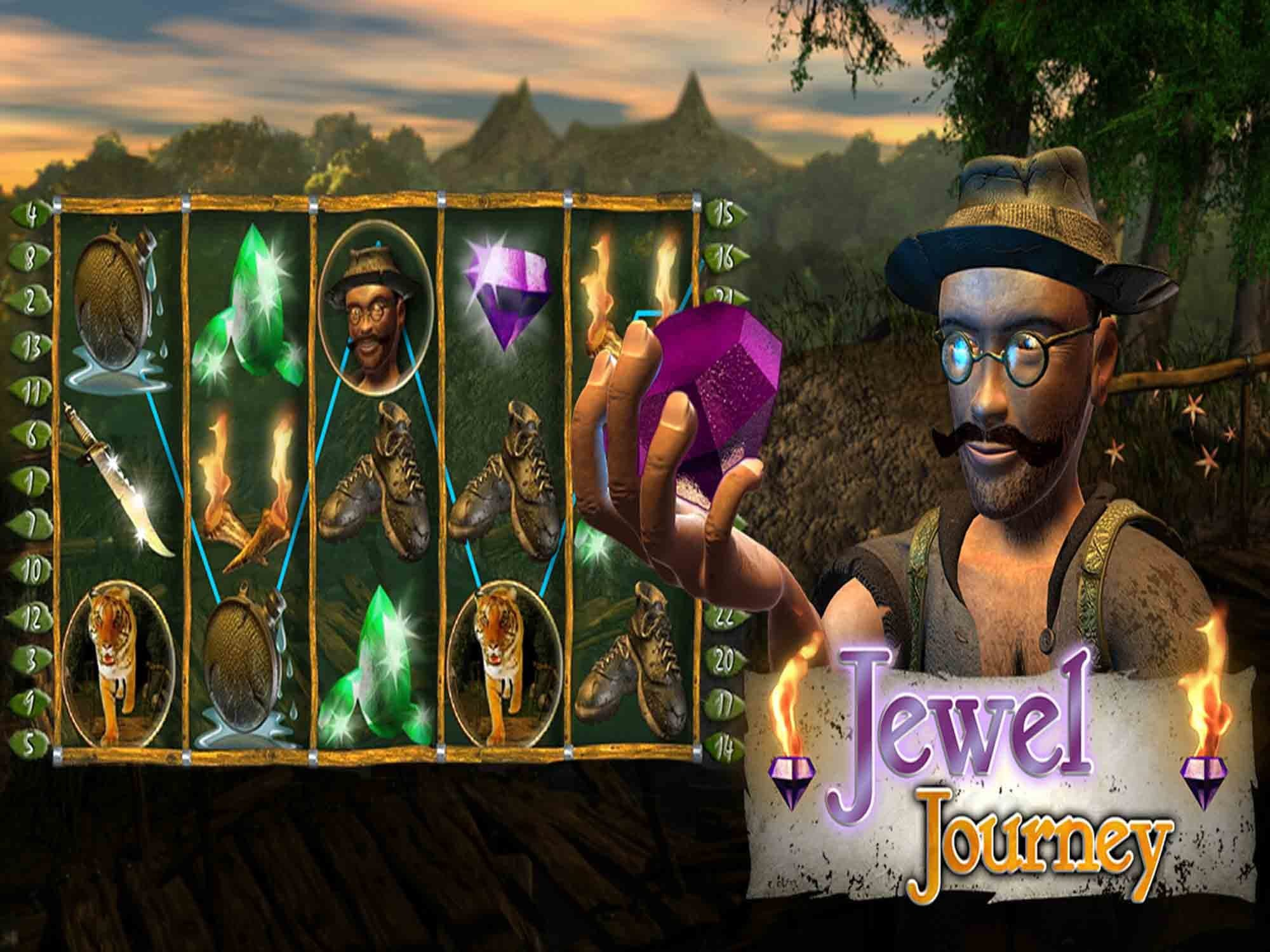 Jewel Journey Slot Casino Game