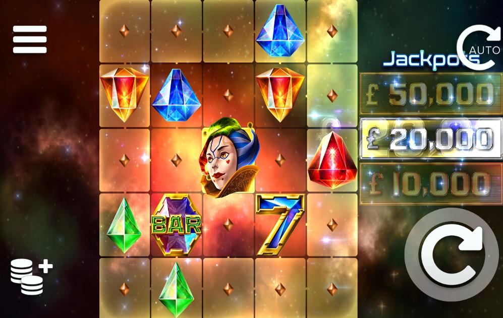Joker Gems Gameplay