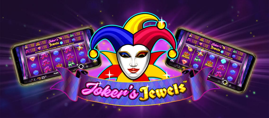 Joker's Jewels Slots Mega Reel
