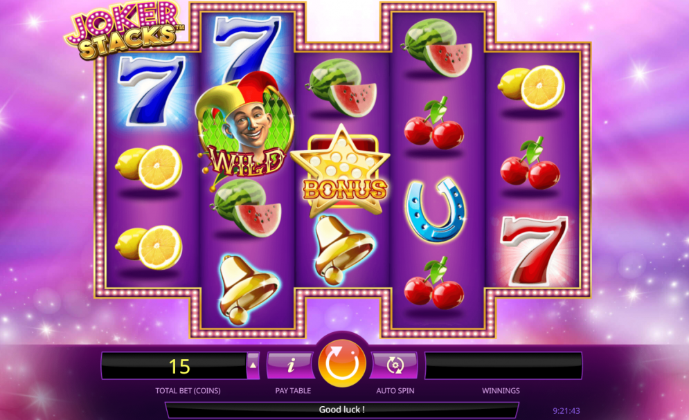 Joker Stacks Casino Game