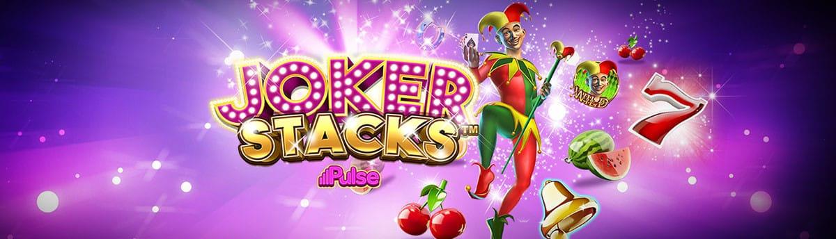 Joker Stacks Slot UK Mega Reel