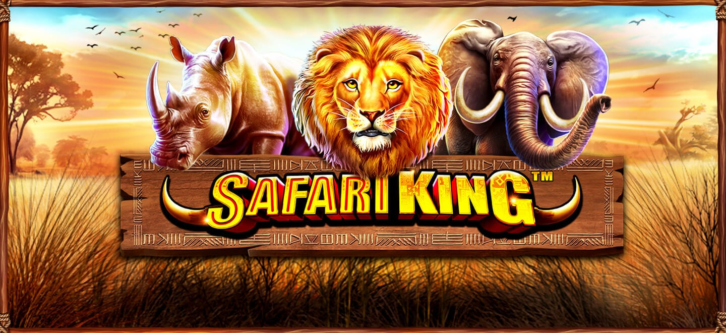 Safari King Slots Mega Reel