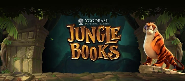 Jungle Books Slot Mega Reel