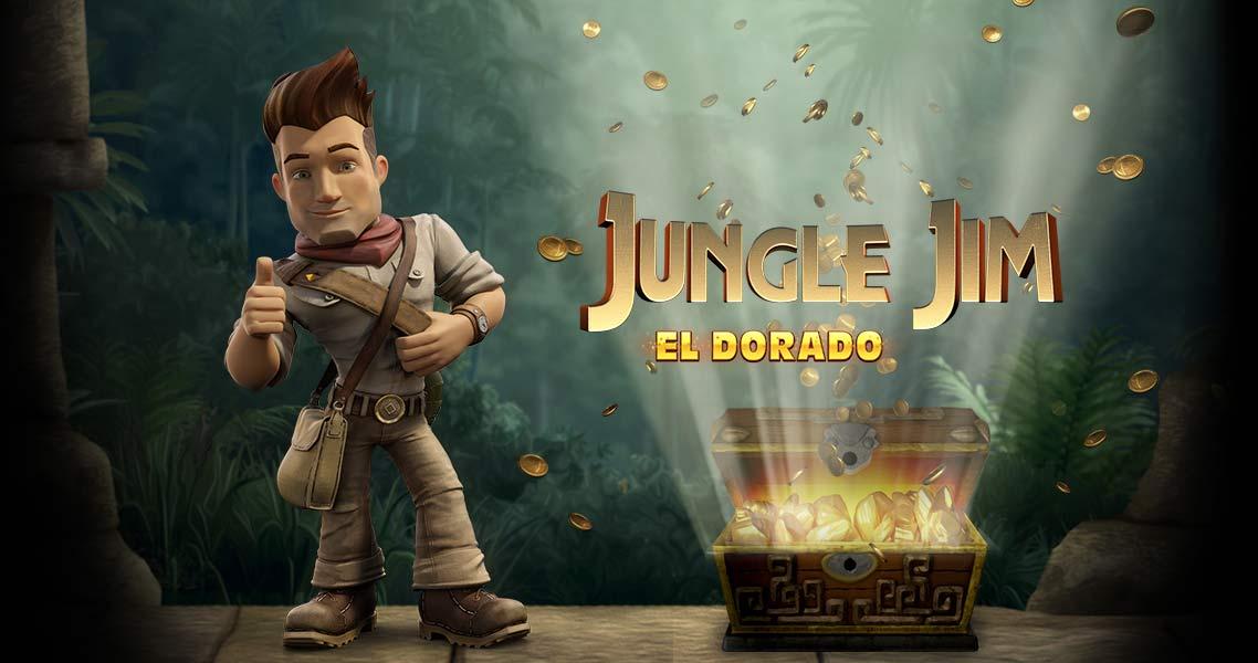 Jungle Jim - El Dorado Slot Mega Reel