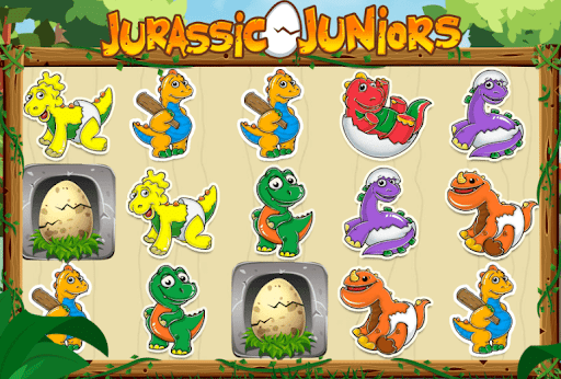 Jurassic Juniors Slot UK Casino