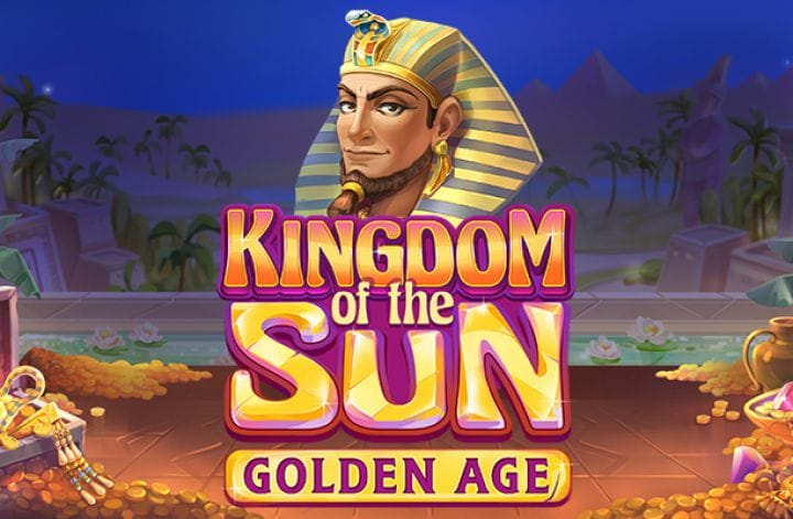 Kingdom of the Sun: Golden Age Slot Mega Reel