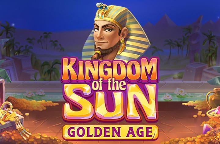 Kingdom of the Sun: Golden Age Slot Mega Reel