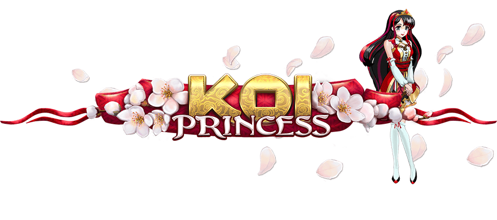 Koi Princess Slot Mega Reel