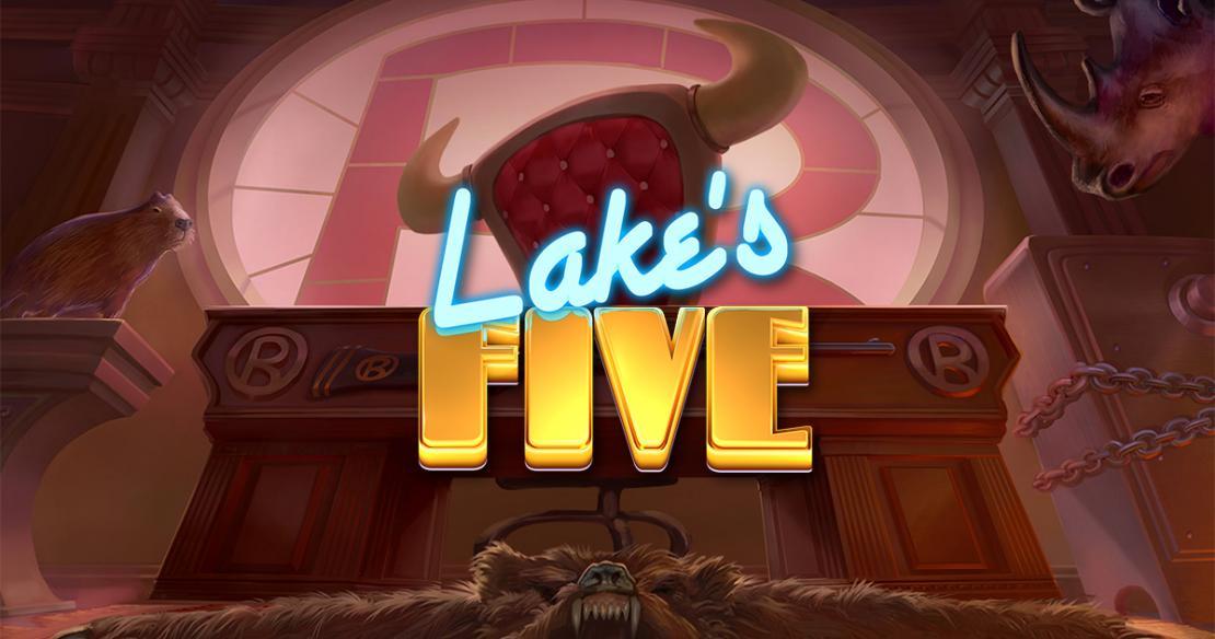 Lake's Five Slot Mega Reel