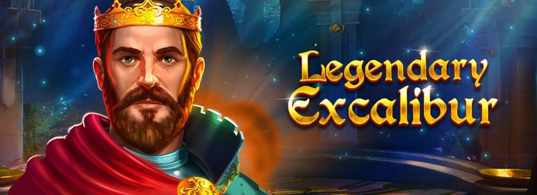 Legendary Excalibur Slots Mega Reel