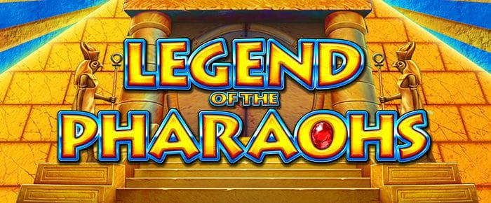 Legend of the Pharaohs Slots Mega Reel
