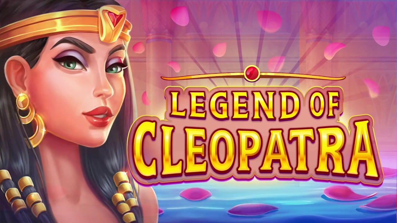Legends of Cleopatra Slot Mega Reel
