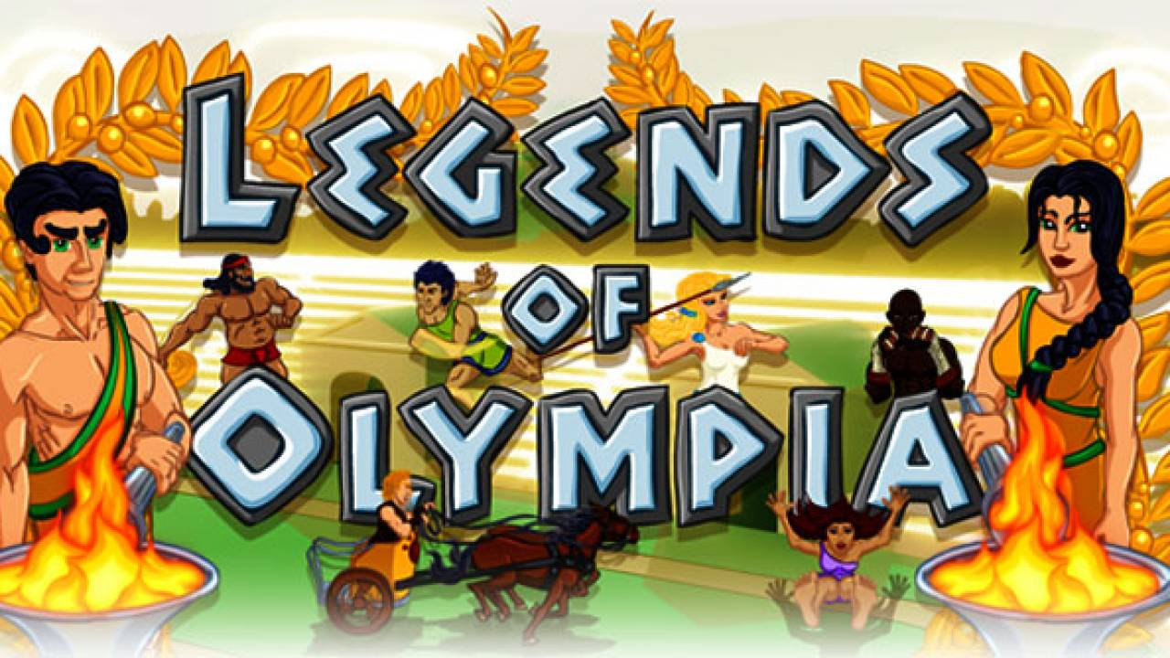 Legends of Olympia Slots Mega Reel