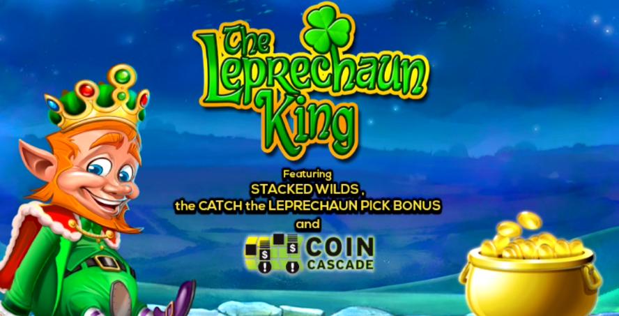 The Leprechaun King Logo
