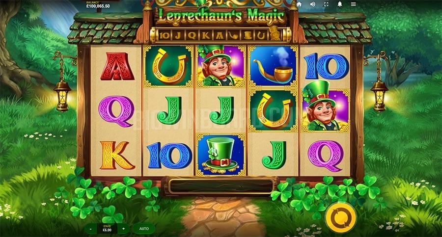 Leprechaun's Magic Free Slots
