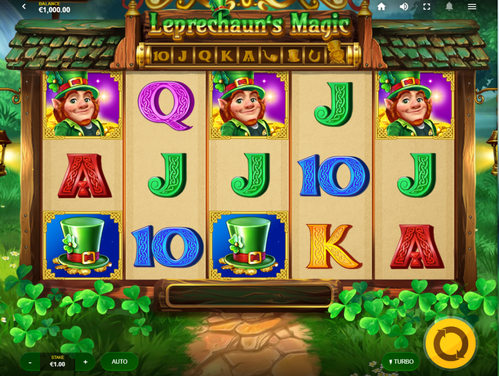 Magic Slot Games