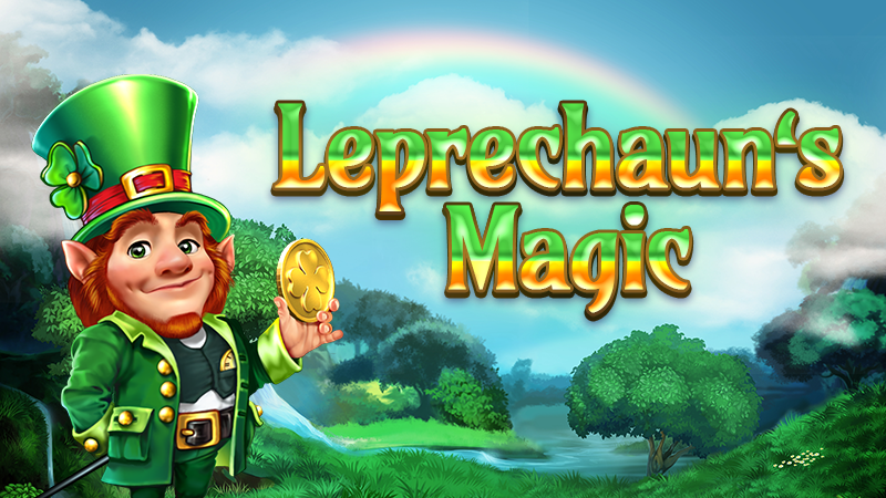Leprechaun's Magic Slots Mega Reel