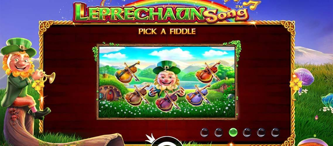 Leprechaun Song Slot Features