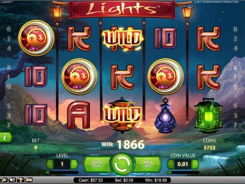 Lights Slot Casino