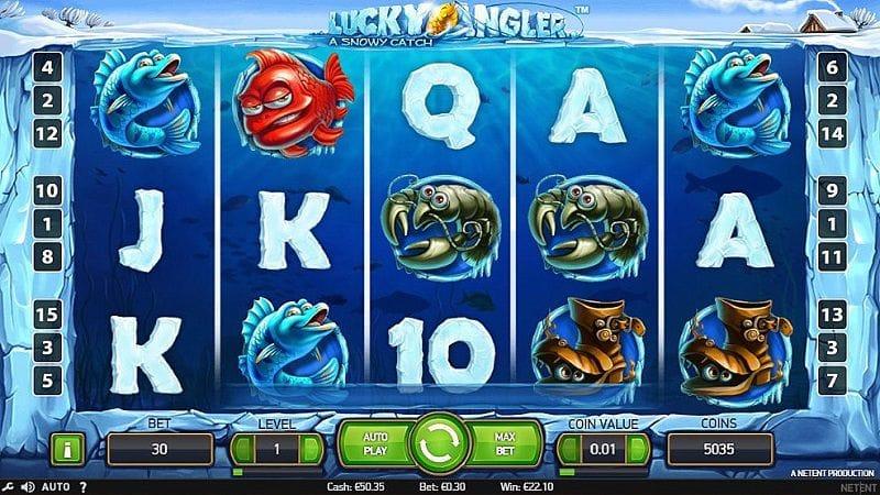 Lucky Angler Free Slots