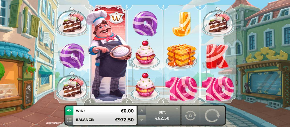 Lucky Bakery Free Slots