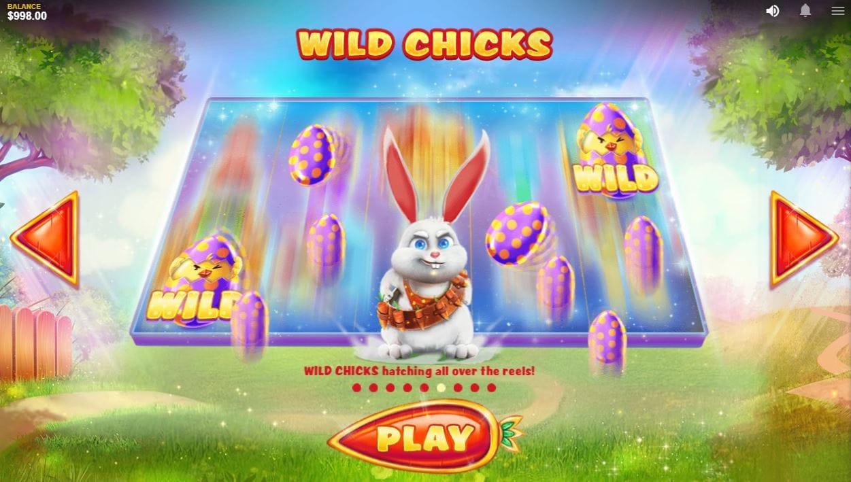 Lucky Easter Bonus Games