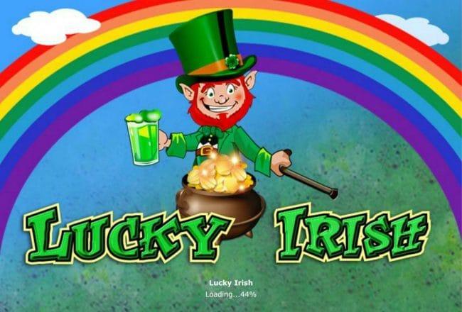 Lucky Irish Slot Mega Reel