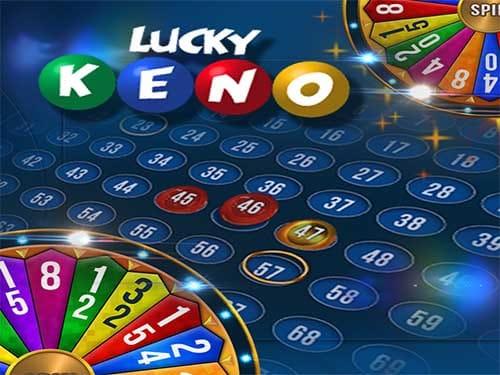 Lucky Keno Mega Reel