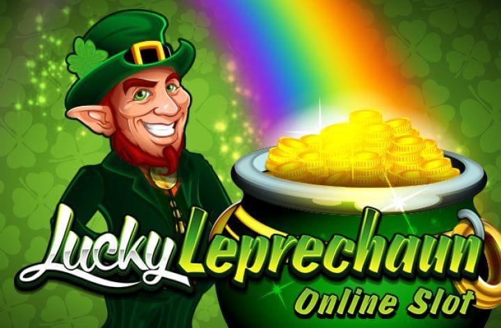 Lucky Leprechaun Online Slot Mega Reel