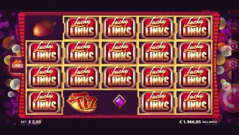 Lucky Links Casino Game