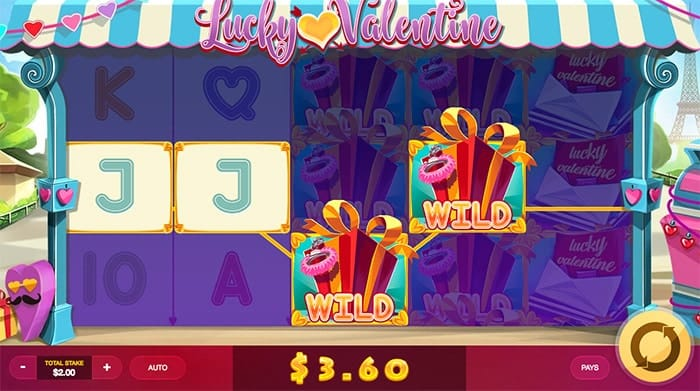 Lucky Valentine Slots UK