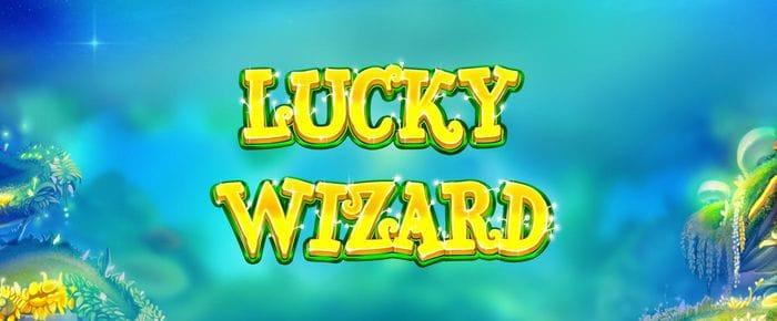 Lucky Wizard Logo Mega Reel
