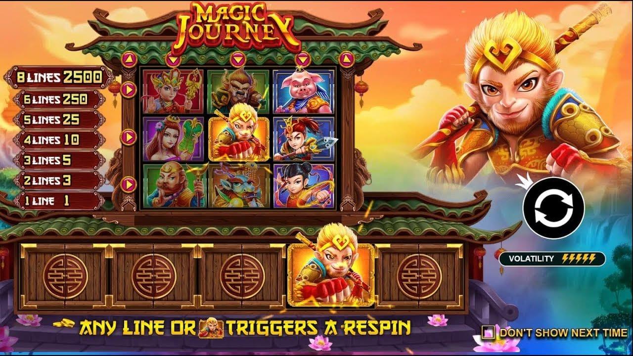 Magic Journey Free Slots