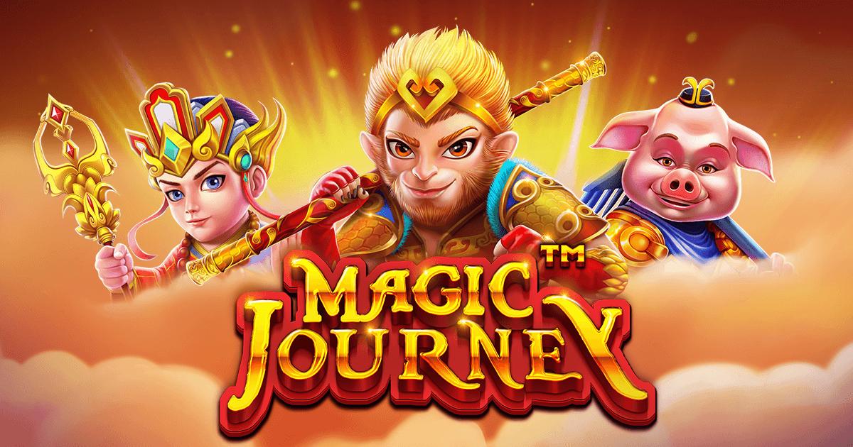 Magic Journey Slots Mega Reel