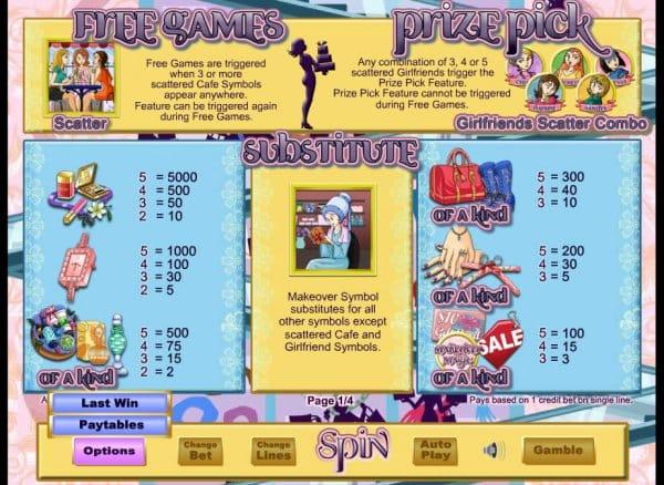 Make Over Magic Slots