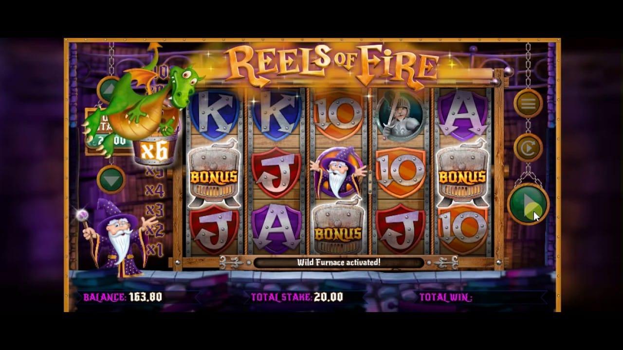 slots game online reels of fire