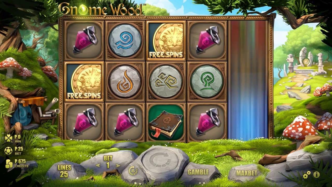 Gnome Wood Casino Game