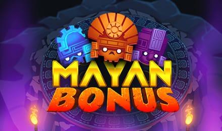 Mayan Bonus Slots Mega Reel