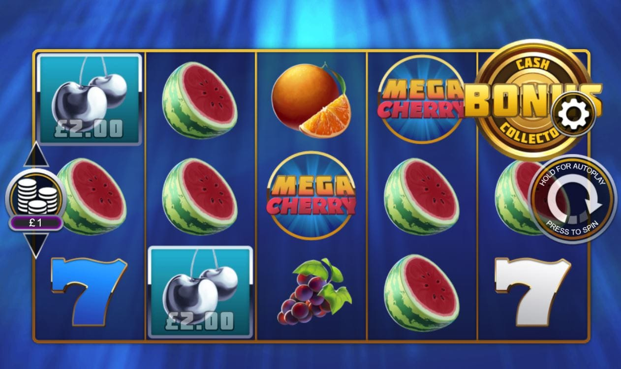 Mega Cherry Slots Reels