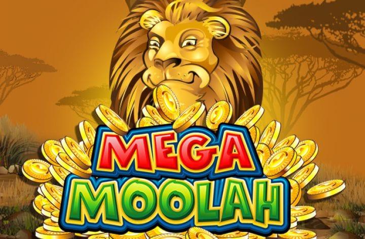 Mega Moolah Jackpot slot game