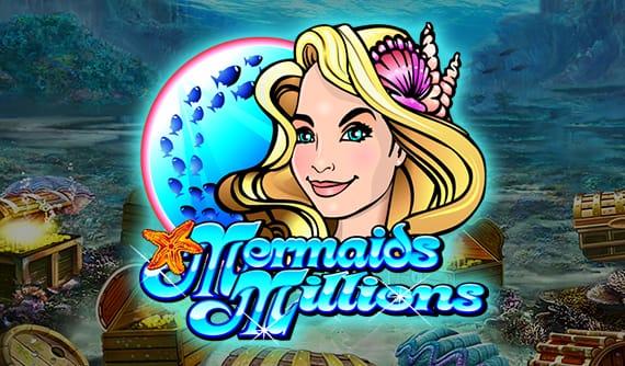 Mermaids Millions Slots Mega Reel