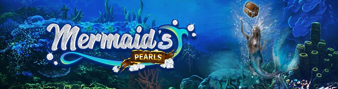 Mermaids Pearl Slots Mega Reel