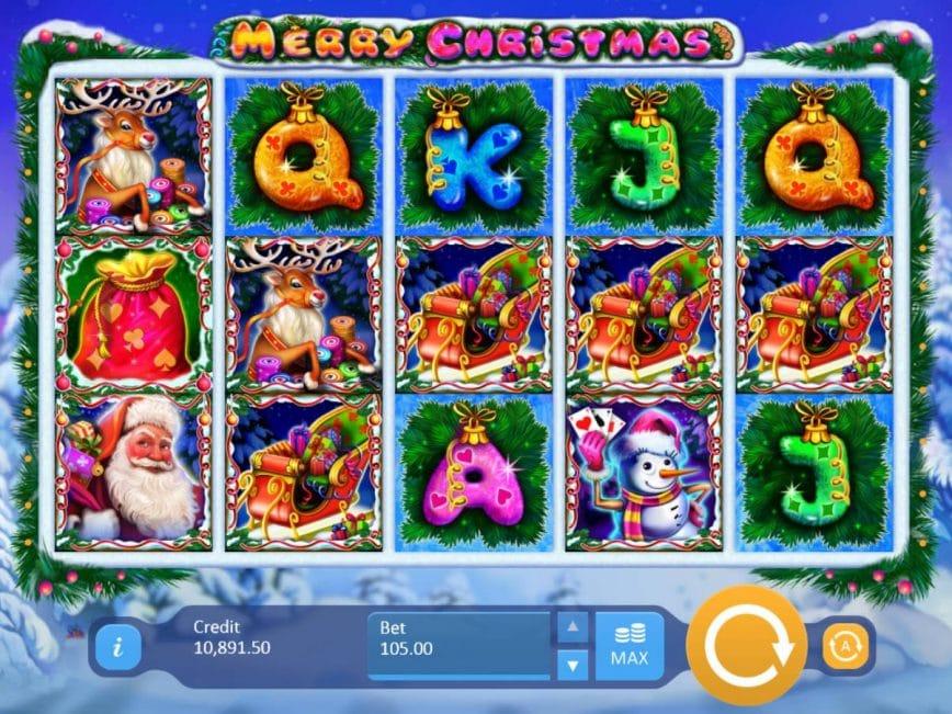 Merry Christmas Casino Games