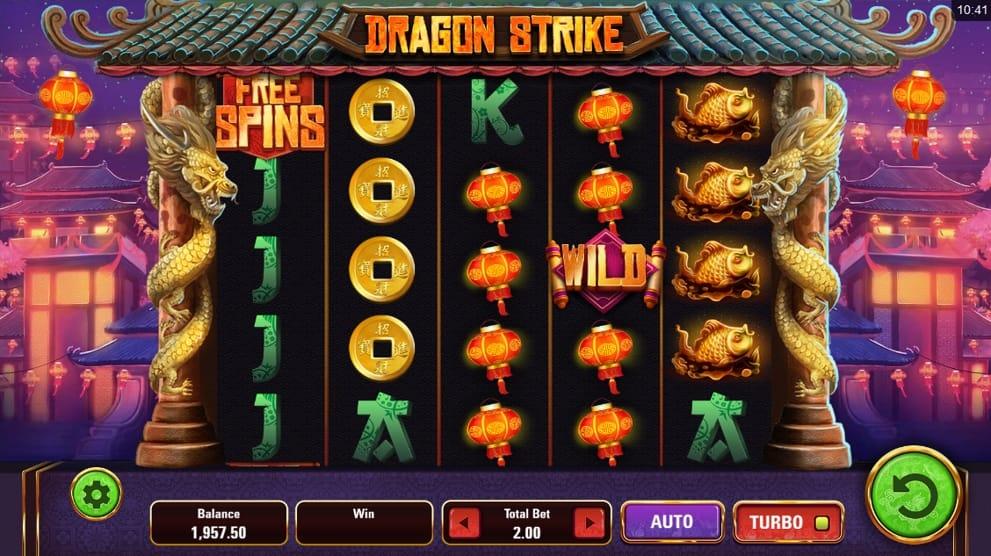slot machine gameplay