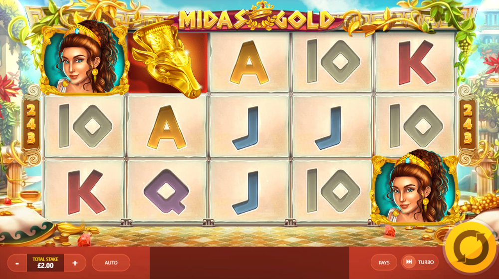 Midas Gold Gameplay
