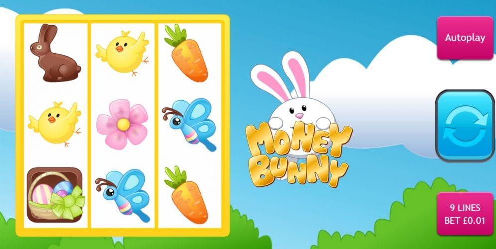 Money Bunny Slots UK