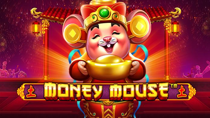 Money Mouse Slot Logo Mega Reel