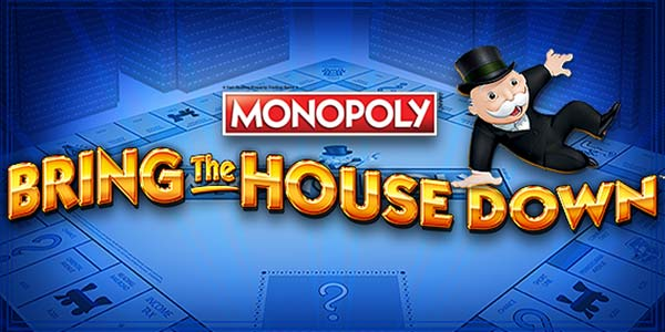 Monopoly Bring the House Down Slots Mega Reel