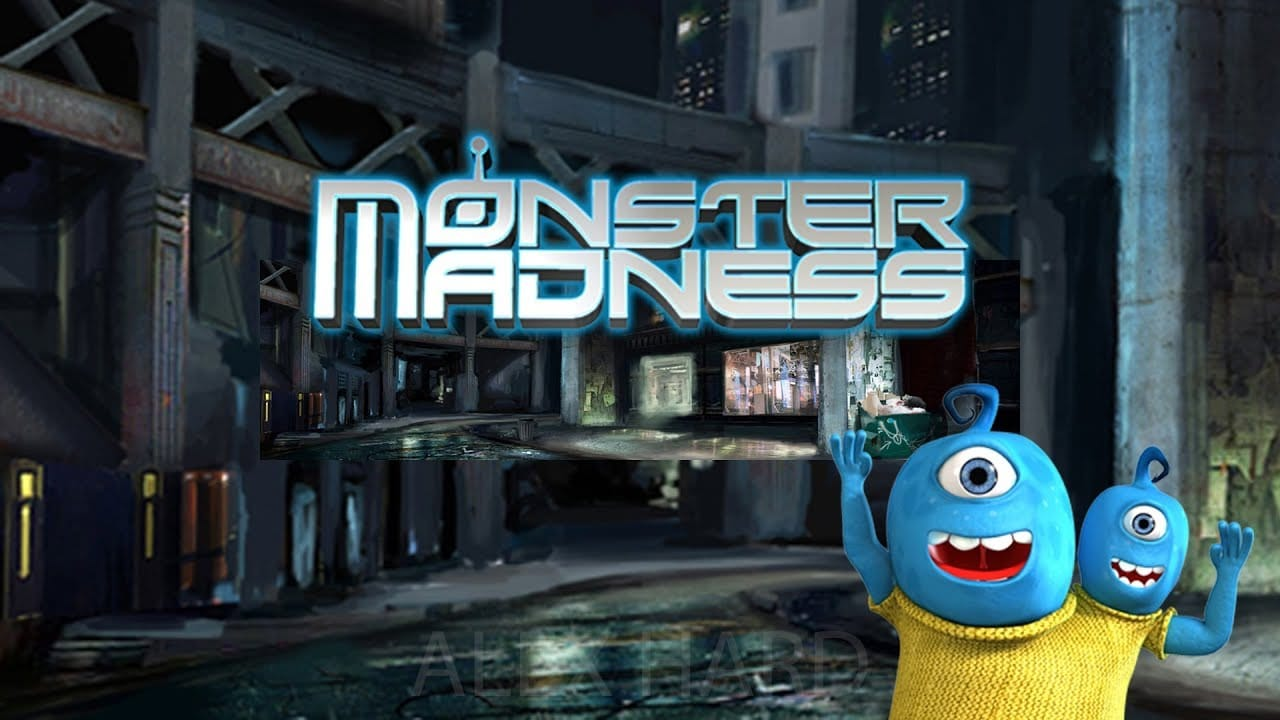 Monster Madness Slots Mega Reel